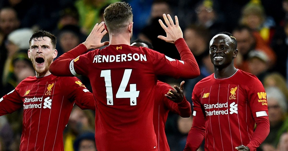 'Nothing can stop Liverpool's inexorable march to title' - National media react to win at Norwich - Liverpool Echo