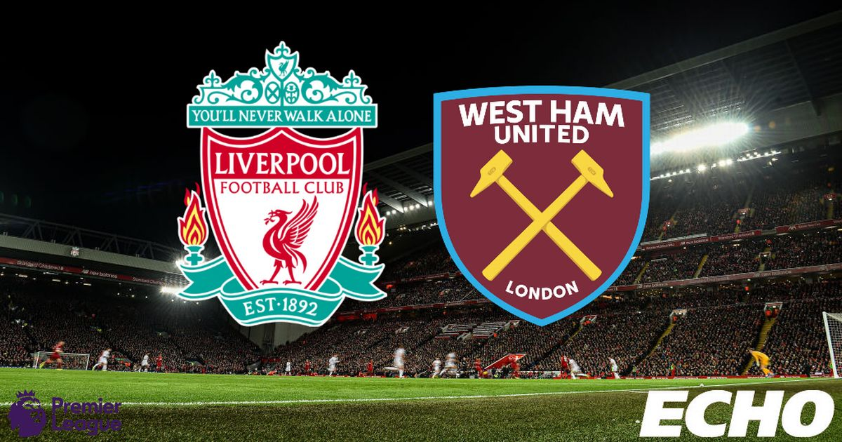 Liverpool vs West Ham LIVE - Wijnaldum and Diop goals, score updates and commentary stream - Liverpool Echo