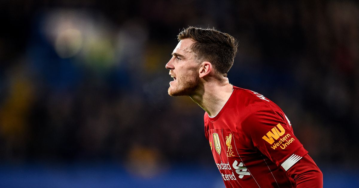 Andy Robertson explains Liverpool suffering and how they have changed under Jurgen Klopp - Liverpool Echo