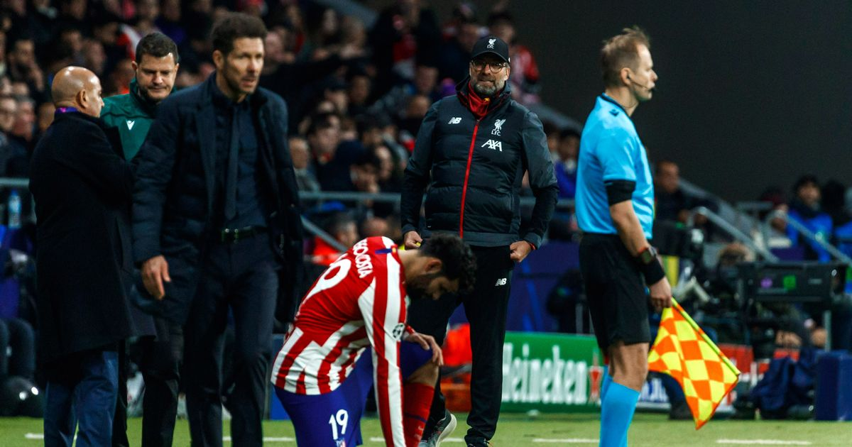 Atletico Madrid star's antics could inadvertently hand Liverpool Champions League advantage - Liverpool Echo