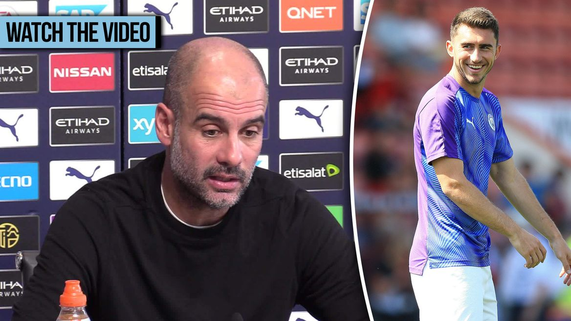 Pep Guardiola press conference LIVE Aymeric Laporte latest and Man City injury updates - Manchester Evening News