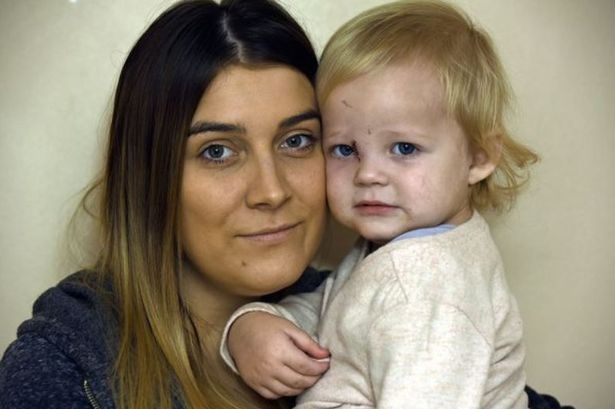 Mum saves daughter, 1, from sepsis death after storming into GP surgery and demanding to be seen - Manchester Evening News