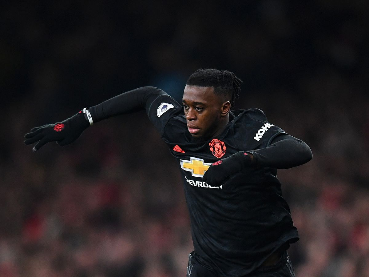How Manchester United have changed Aaron Wan-Bissaka's role - Manchester Evening News