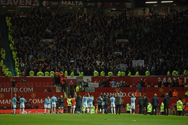 Manchester United defend Man City ticket allocation amid supporter concerns - Manchester Evening News