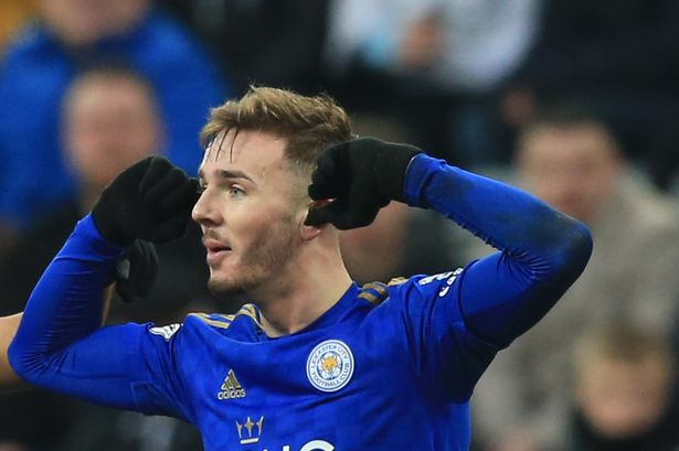 James Maddison not expecting Manchester United transfer this month - Manchester Evening News