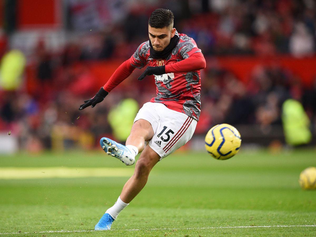 Manchester United player Andreas Pereira reveals favourite position - Manchester Evening News