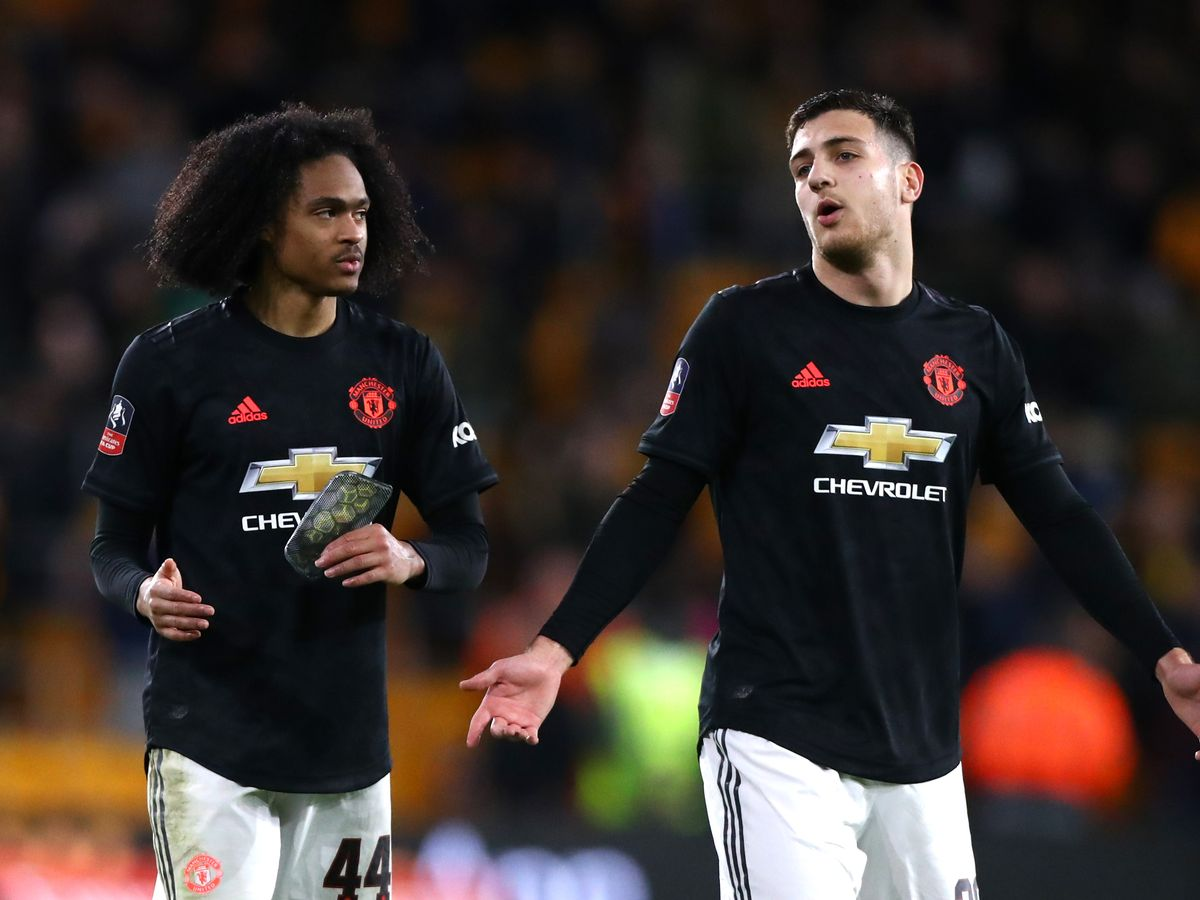 Dalot and Eric Bailly to start — Manchester United predicted line up vs Tranmere - Manchester Evening News
