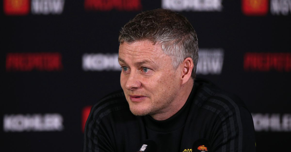 Ole Gunnar Solskjaer Manchester United press conference LIVE highlights and reaction - Manchester Evening News