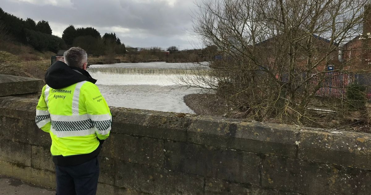 Environment Agency boss: 'Please, please prepare for potential flooding' - Manchester Evening News