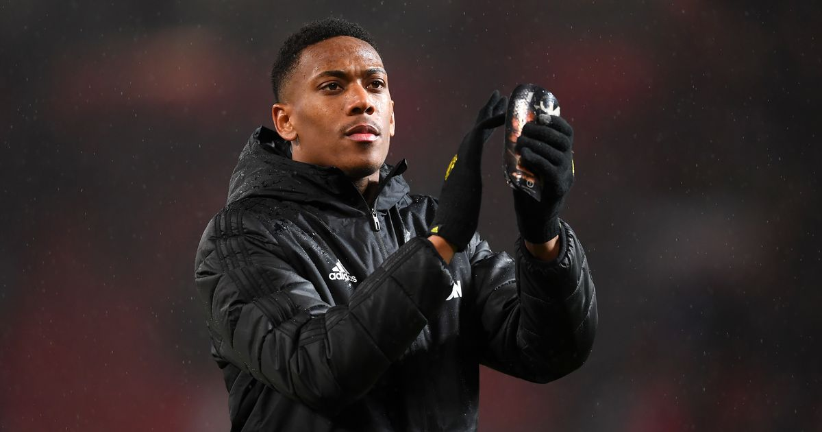 Solskjaer comments hint at new role for Anthony Martial at Manchester United - Manchester Evening News