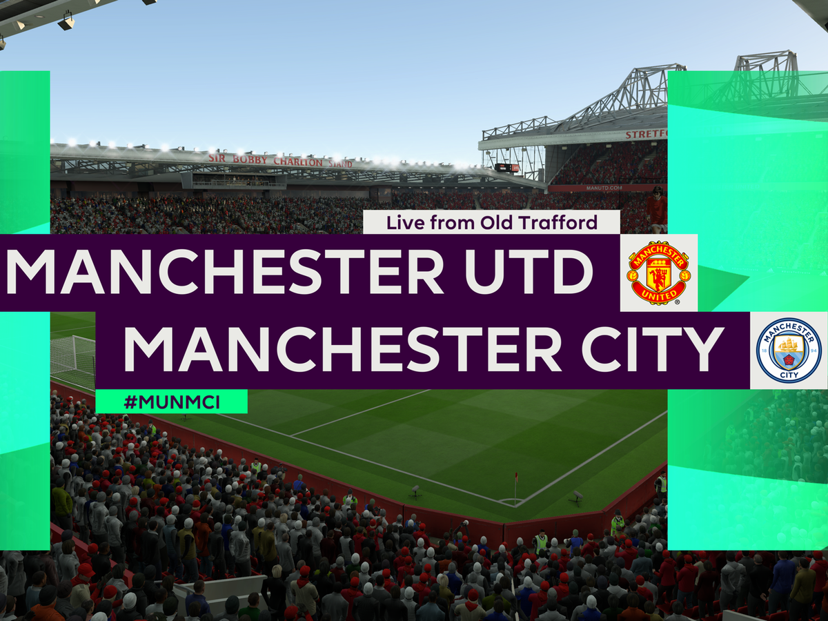 We simulated Manchester United vs Man City in FIFA 20 to get a score prediction - Manchester Evening News