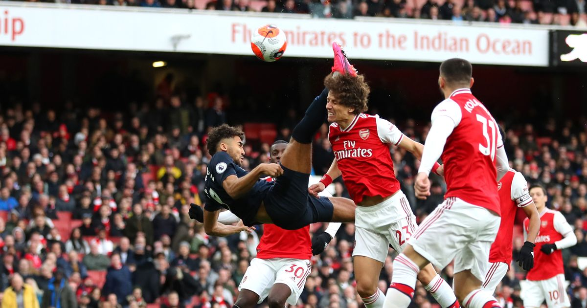 Arsenal 3-2 Everton LIVE score: Team news, TV channel and live stream - Mirror.co.uk