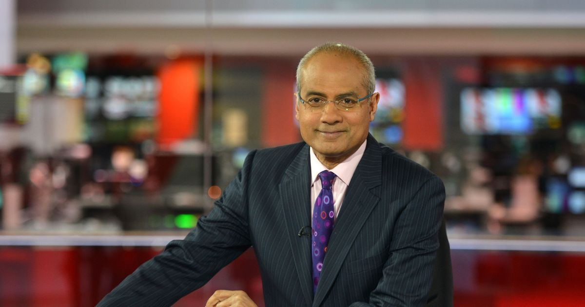 BBC newsreader George Alagiah says he has coronavirus as he battles bowel cancer - Mirror Online