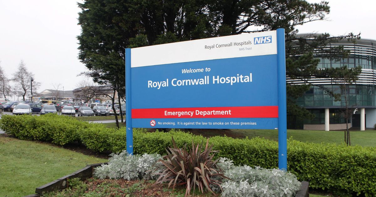 One more coronavirus death confirmed by Royal Cornwall Hospitals Trust - Cornwall Live