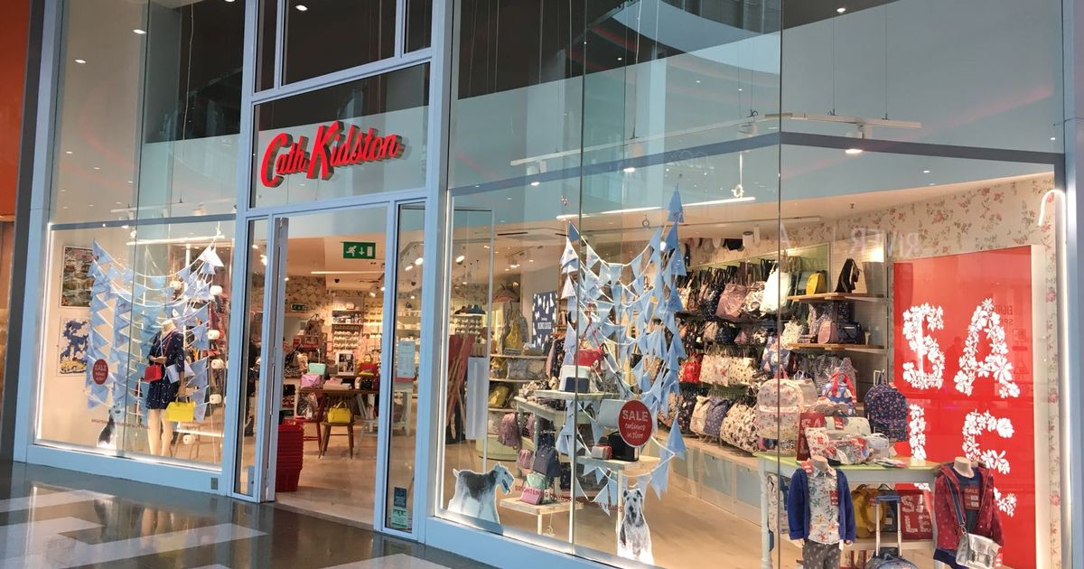 Cath Kidston permanently closes all of its stores - Cornwall Live