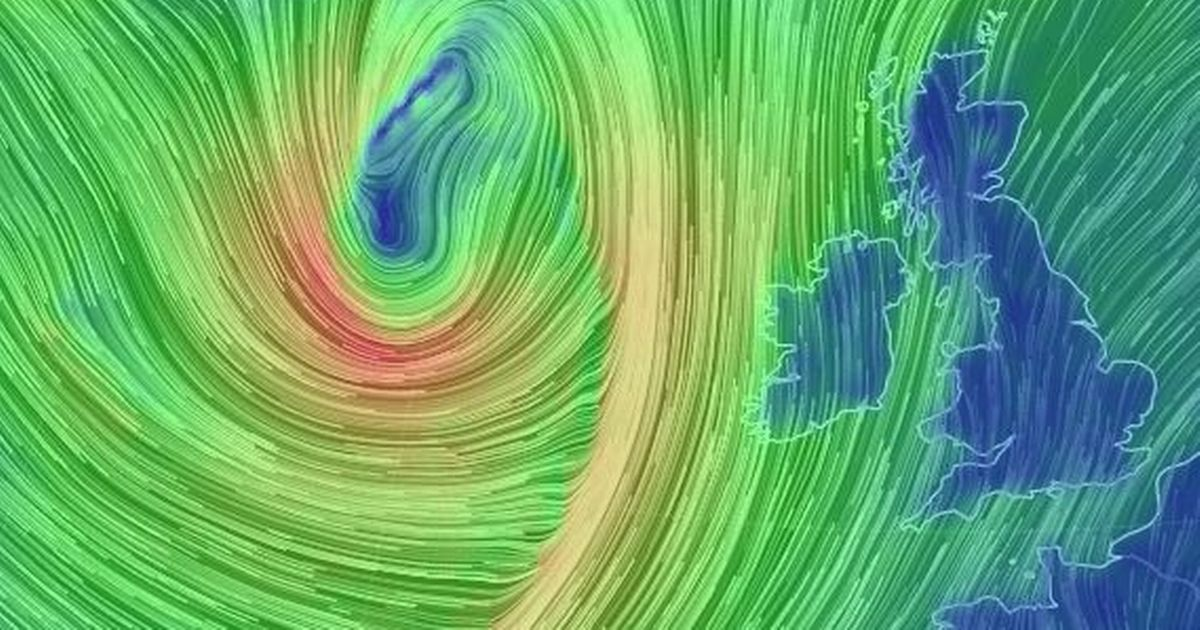 Live updates as Storm Brendan brings weather chaos to Wales - WalesOnline