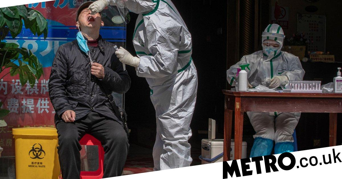 US accuses China of lying about number of dead from coronavirus - Metro.co.uk