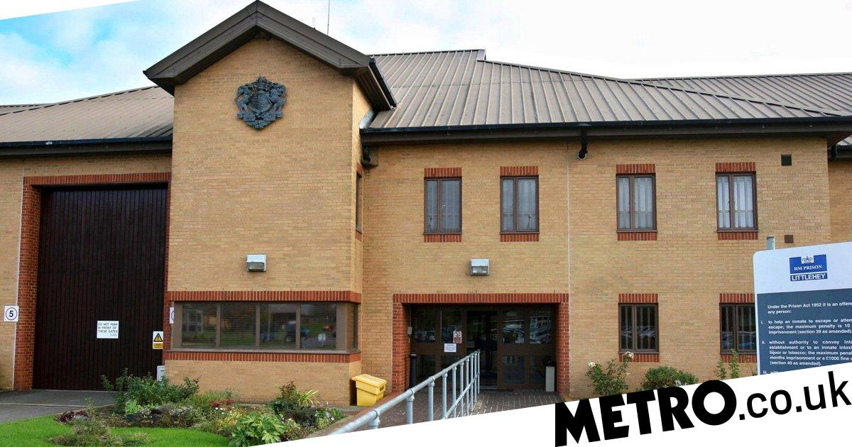 Third UK prisoner dies in custody after catching coronavirus - Metro.co.uk