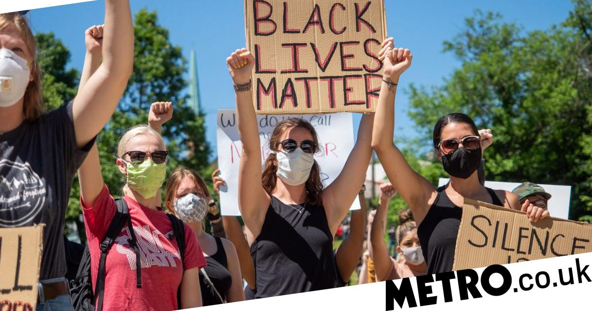 How white people can speak out against racism and support BLM - Metro.co.uk