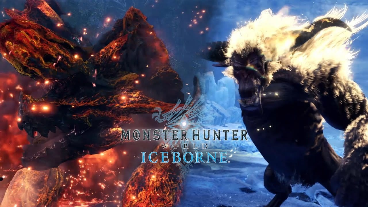 Monster Hunter World: Iceborne Reveals Raging Brachydios & Furious Rajang Coming in March Update - Twinfinite