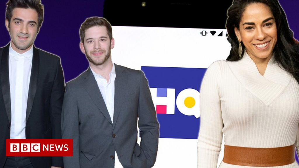 HQ Trivia: Quiz app ends with drunken broadcast after 'running out of money' - BBC News
