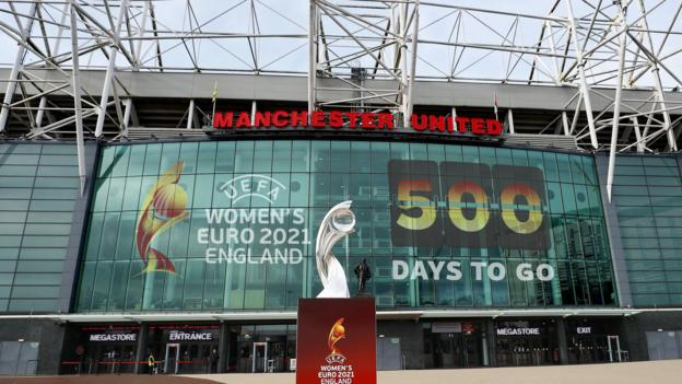 Euro 2021: England Women to open tournament at Old Trafford - BBC News