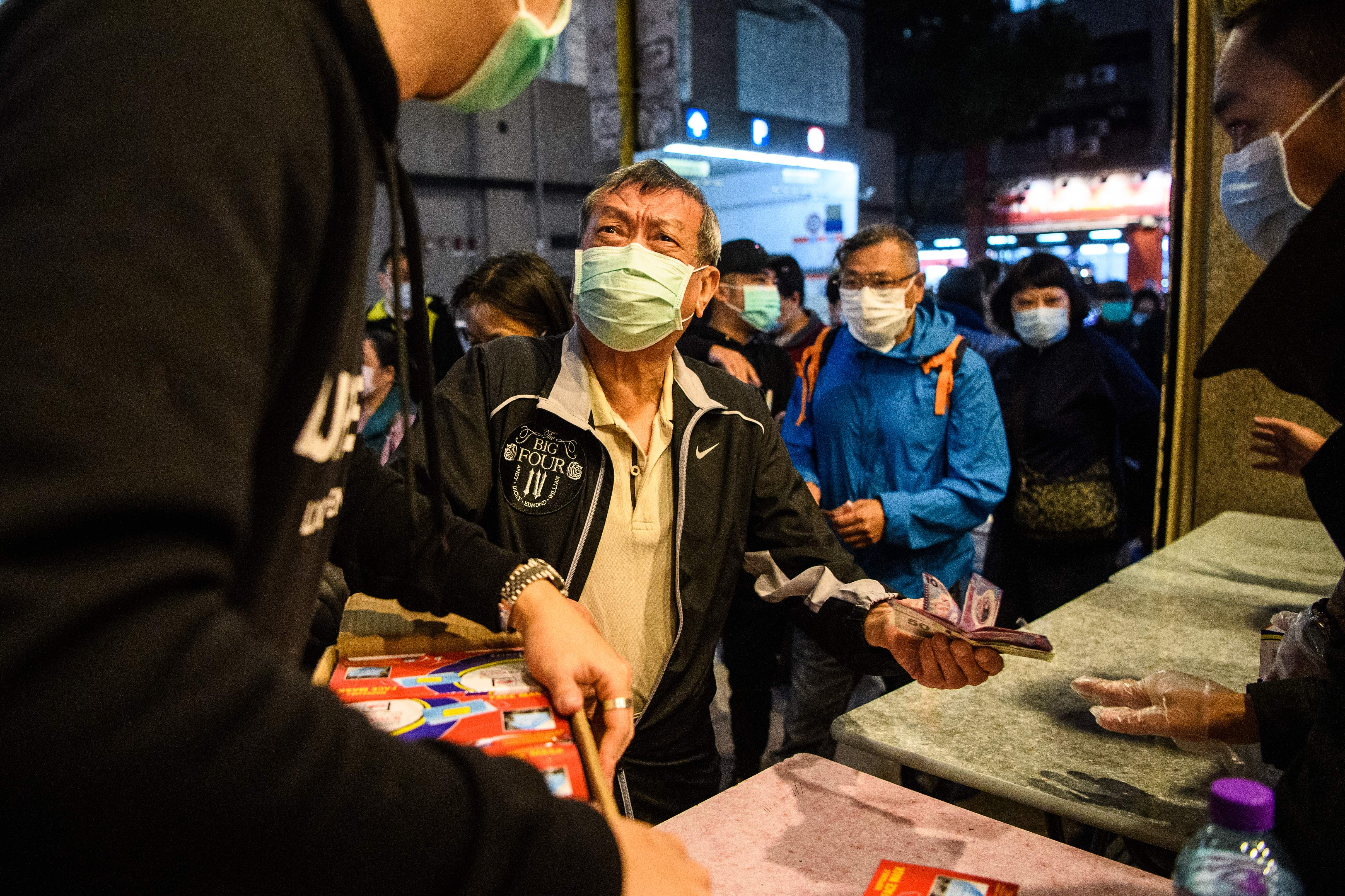 Coronavirus live updates: China says more than 2,000 people have died from the disease so far - CNBC