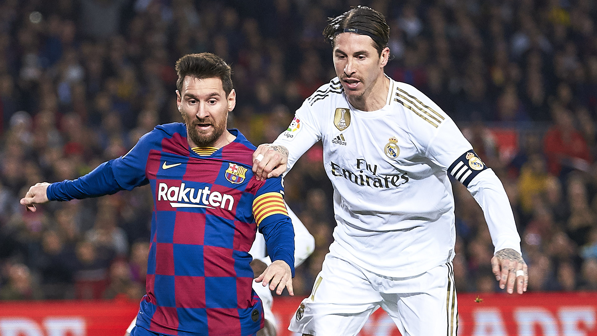 Ramos reveals what he really thinks about Messi & how Madrid can defeat Barcelona in El Clasico - Goal.com