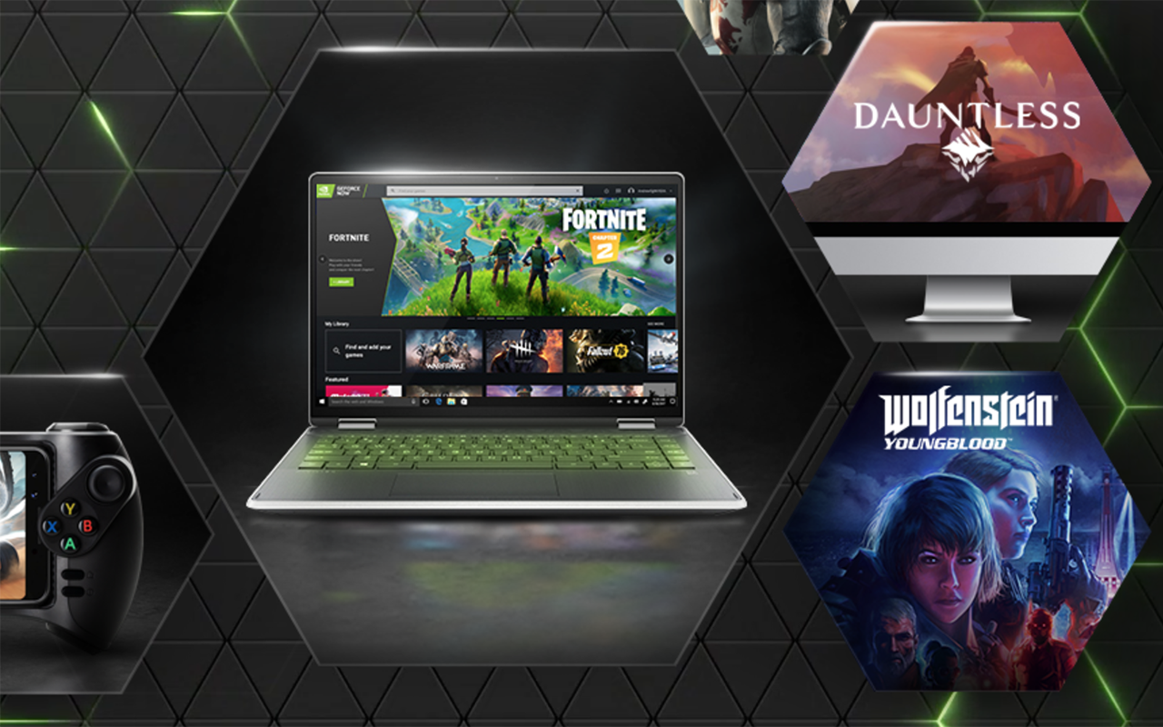 Nvidia's GeForce Now loses 2K games, gains Epic support - GamesIndustry.biz