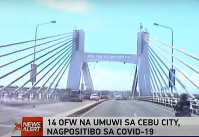 14 returning OFWs in Cebu City test positive for COVID-19 - GMA News