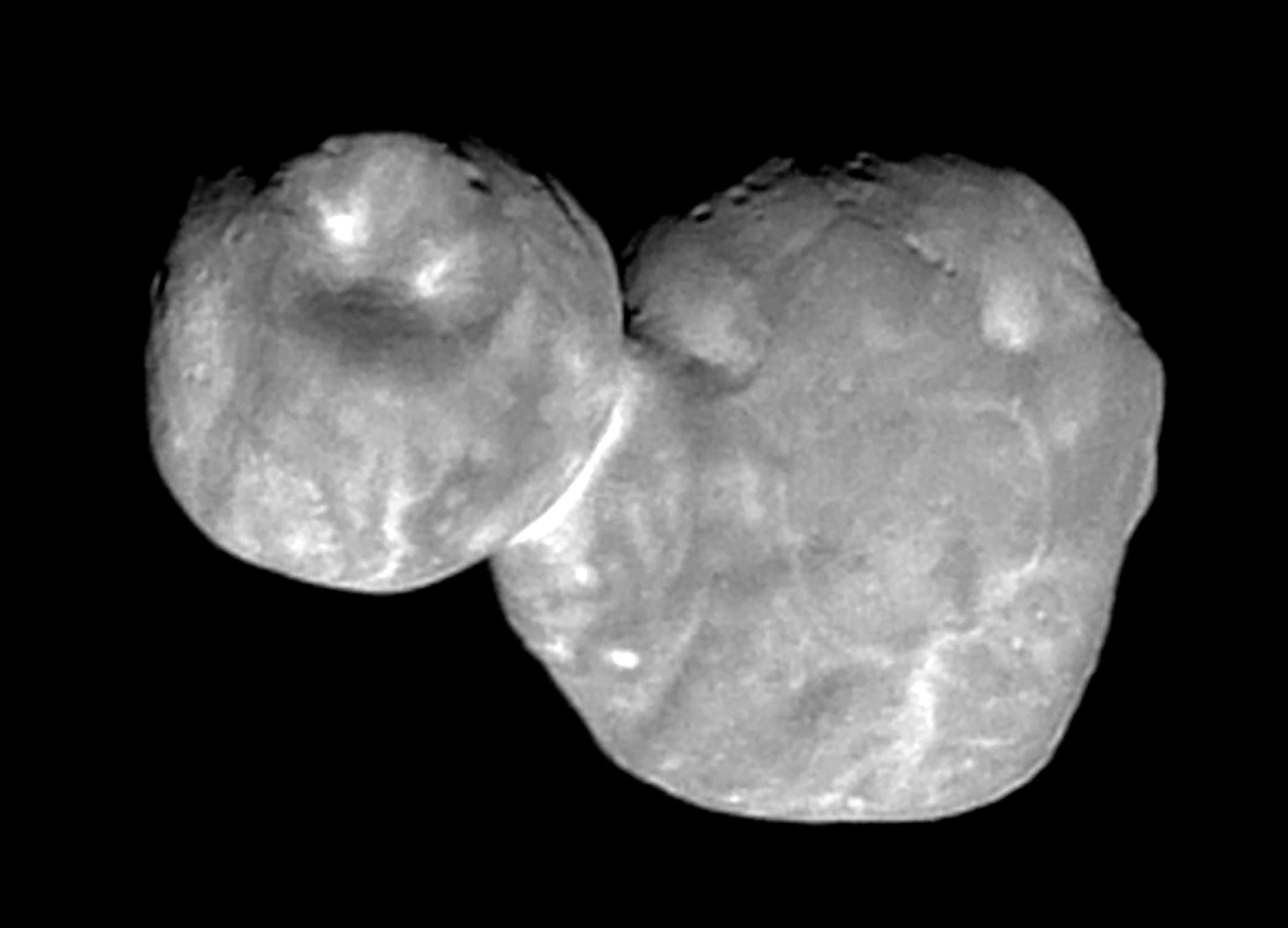 Why the most distant object ever visited looks like a snowman – flyby delivers results - The Conversation UK