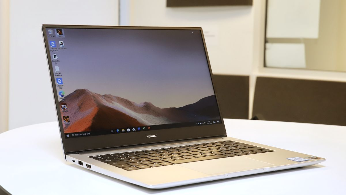 TEST: Huawei Matebook D14 - digi.no