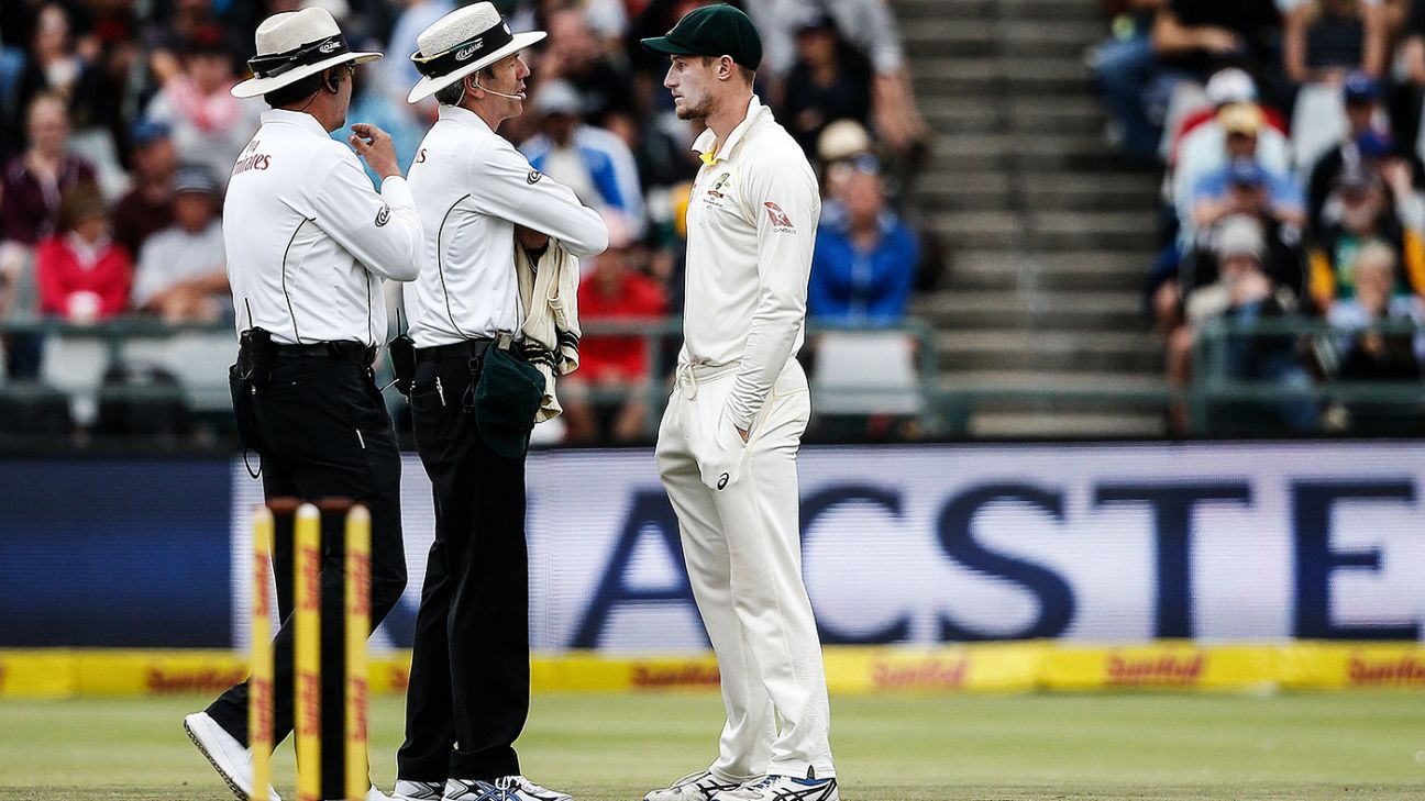 Australia did not tamper with the ball in Cape Town | ESPNcricinfo.com - ESPNcricinfo