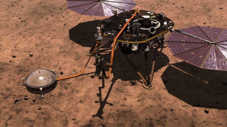 Mars Is Alive: NASA InSight Lander Records Hundreds of Marsquakes on the Red Planet - Interesting Engineering
