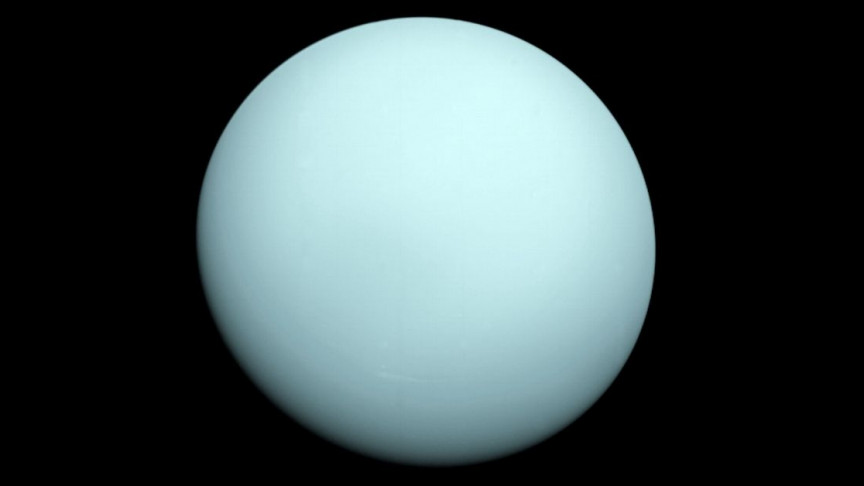 Uranus Could Be Leaking Some of Its Atmosphere Through Plasmoids, Says NASA - Interesting Engineering