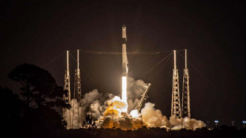SpaceX Nails 50th Rocket Landing, Sends Station Supplies to ISS - Interesting Engineering