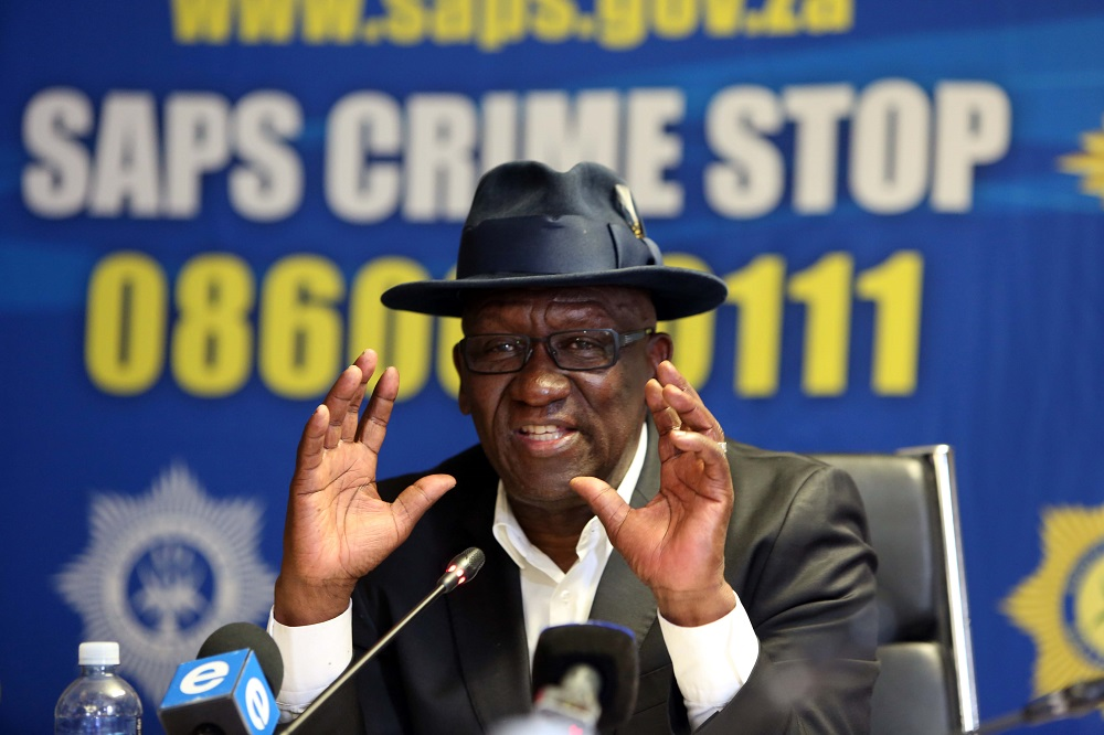 Bheki Cele says serious violent crimes dropped since nationwide lockdown - SowetanLIVE