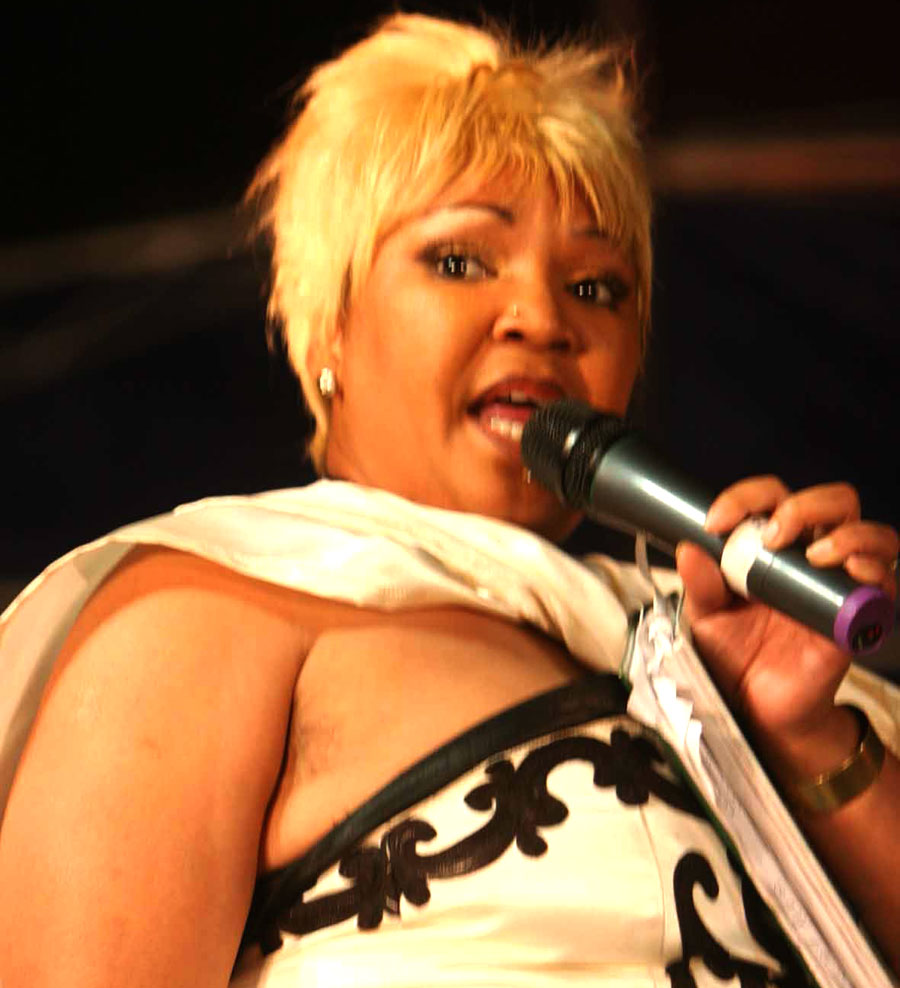Former Jam Alley presenter and actress Vinolia Mashego has died - SowetanLIVE