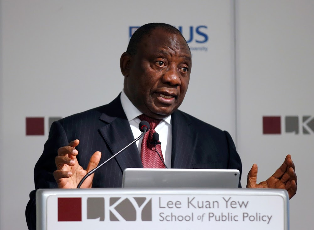 President Cyril Ramaphosa to address SA at 8pm - SowetanLIVE