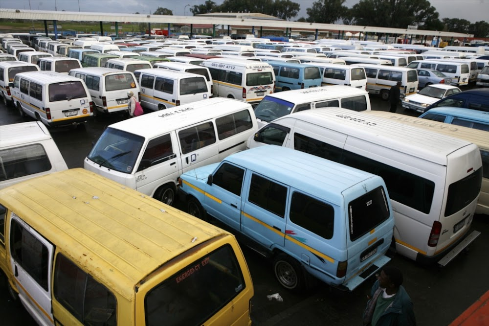 Taxis, buses and trains come to a halt except for essential workers during lockdown - SowetanLIVE