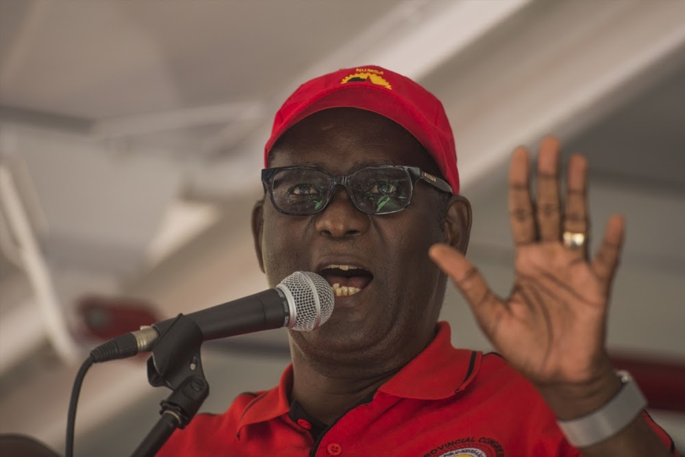 Zwelinzima Vavi in 'positive spirits and will be home today' - SowetanLIVE