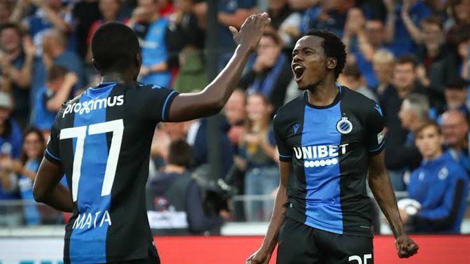 Percy Tau claims another league winners' medal in Belgium with Club Brugge - SowetanLIVE