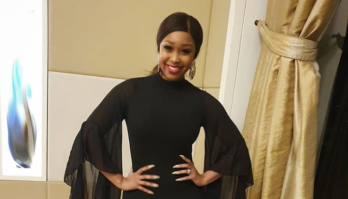 Minnie Dlamini opens up about grief and heartbreak: I am not coping - TimesLIVE