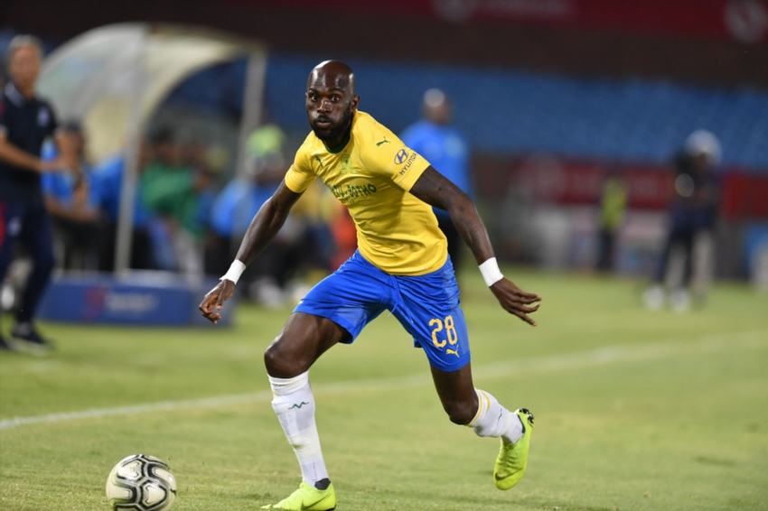 Sundowns stalwart Anthony Laffor issues warning to those who have written him off - SowetanLIVE