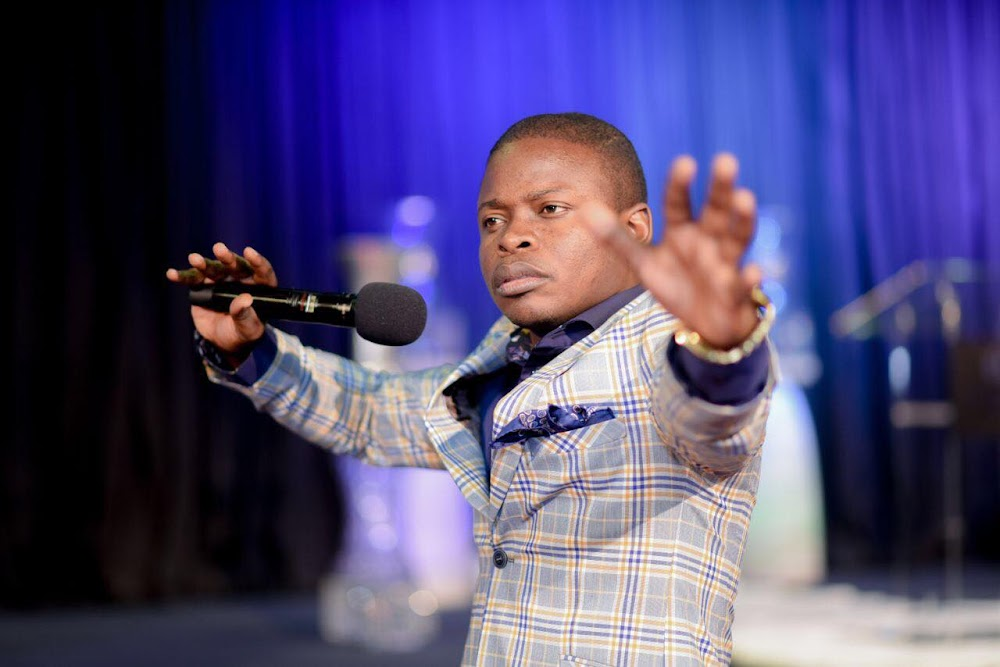 'I'm raising funds to help fight Covid-19', says Bushiri on tithe plea - SowetanLIVE