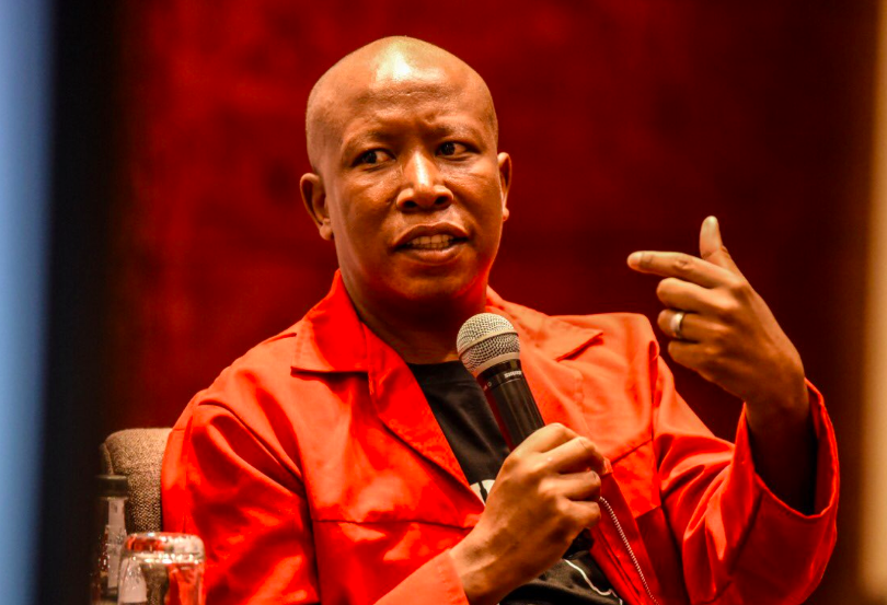 WATCH | Malema tells business leaders to put human lives ahead of profit during Covid-19 crisis - SowetanLIVE