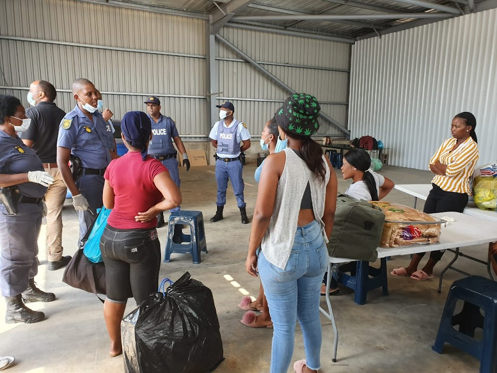Police rescue 14 workers who were locked in Durban factory and forced to make masks, owner arrested - SowetanLIVE