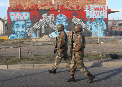 DA calls for investigation into 'gross violations' by soldiers policing lockdown - SowetanLIVE