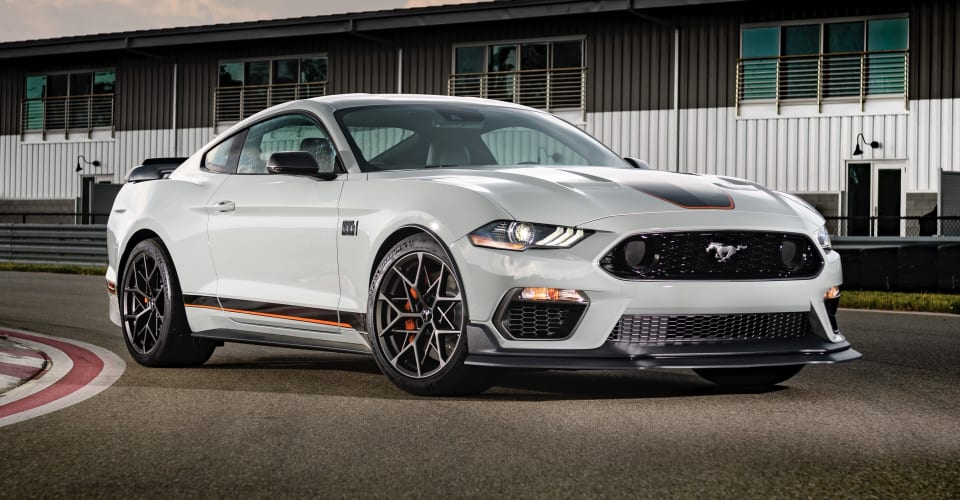 Video: 2021 Ford Mustang Mach 1 revealed - CarAdvice