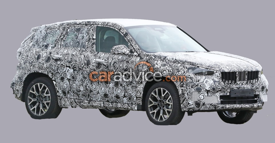 2023 BMW X1 spy photos - CarAdvice